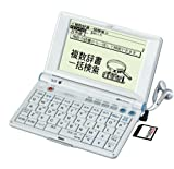 SEIKO IC DICTIONARY SR-V4700 電子辞書
