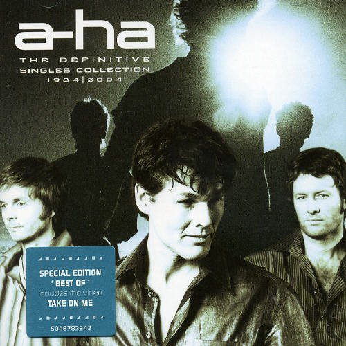 A-Ha - The Definitive Singles Collection: 1984-2004 - Zortam Music