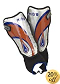 Mitre Protech Shin Guards (Medium Large) by Mitre