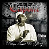 Capa de Pain, Time & Glory