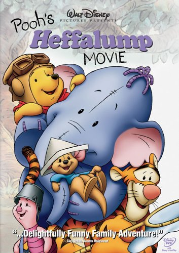 Pooh's Heffalump Movie DVD