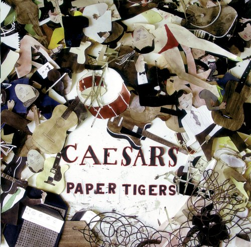The Caesars - Paper Tigers - Zortam Music