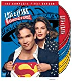 Lois & Clark - The New Adventures of Superman - The Complete First Season - movie DVD cover picture