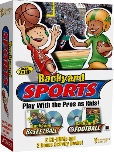 Backyard Sports   Backyard Basketball