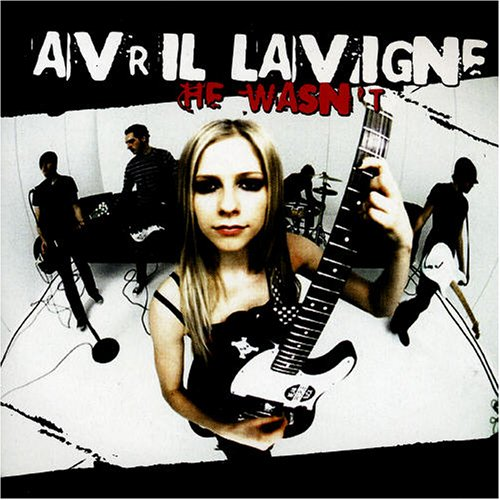 avril lavigne cd cover. CD Cover: