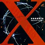 Album cover for Iannis Xenakis Remixes