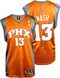 Steve Nash Phoenix Suns Replica Orange NBA Jersey