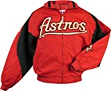 Houston Astros Authentic Collection Elevation Premier Dugout Jacket by Majestic