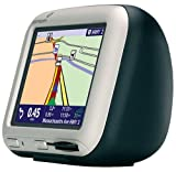 TomTom GO 300 Portable GPS Navigator with Maps of US Pre-loaded on SDd