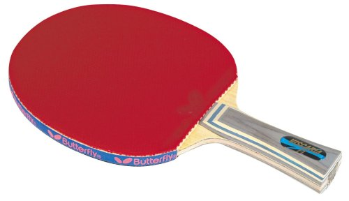 Butterfly 7285 viscaria fl table tennis racket gosale - Raquette de tennis de table butterfly ...
