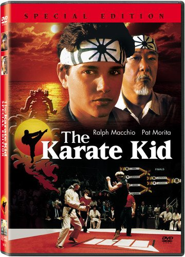 Karate Kid DVD Special Edition