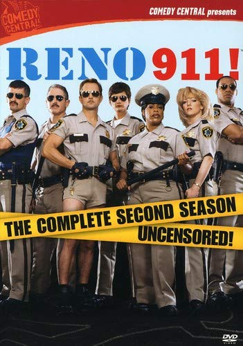 Reno 911 - The Complete Second Season  DVD