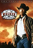 Walker Texas Ranger - The Final Season - movie DVD cover picture