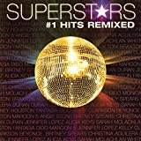 Pochette de l'album pour Superstars #1 Hits Remixed