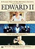 Edward II  - movie DVD cover picture