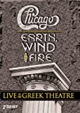 Chicago/Earth Wind & Fire - Live at the Greek Theatre - movie DVD cover picture