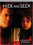 Hide and Seek (Full Screen Edition) - movie DVD cover picture