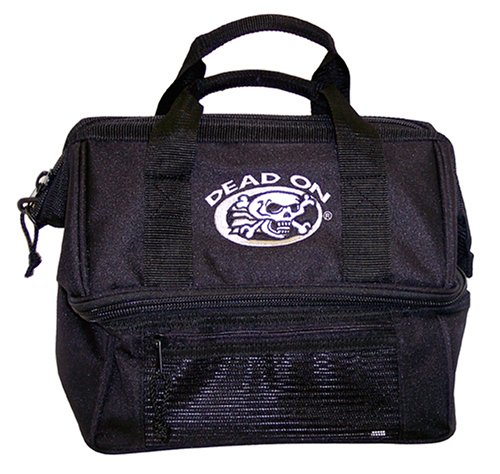 Dead On Killer Chiller DO-300 Black Mobile Cooler/Lunch box.