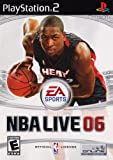 PS2 NBA Live 2006