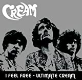 Pochette de l'album pour I Feel Free: Ultimate Cream