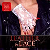Cubierta del álbum de Leather and Lace