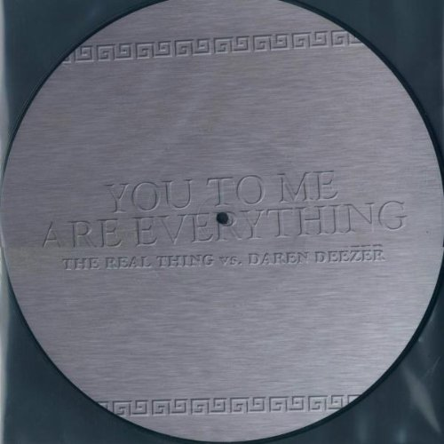 The Real Thing - You To Me Are Everything - Zortam Music