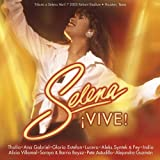 Album cover for Selena Vive