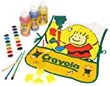 Crayola Deluxe Washable Painting Set