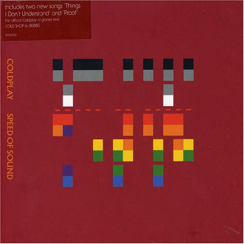 Coldplay - Speed Of Sound (Uk Cd) - Zortam Music