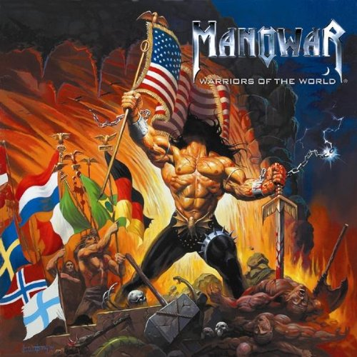 Manowar - An American Trilogy - The Fight For Freedom - Zortam Music