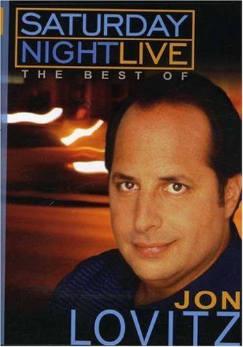Saturday Night Live - The Best of Jon Lovitz DVD
