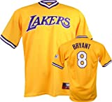 Kobe Bryant Los Angeles Lakers Box N One V-Neck Shooter by Majestic
