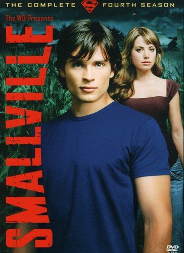 Smallville - Season 4 DVD