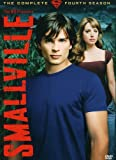 Smallville - The Complete Fourth Season - movie DVD cover picture