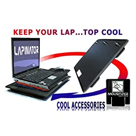 Lapinator - laptop cooler