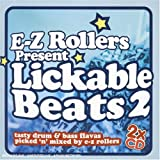 Cubierta del álbum de E-Z Rollers Present Lickable Beats 2 (disc 1)