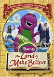 Barney:Land of Make Believe - movie DVD cover picture