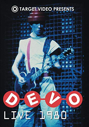 Devo - Live 1980 - click me to buy
