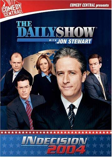 The Daily Show with Jon Stewart - Indecision 2004 DVD