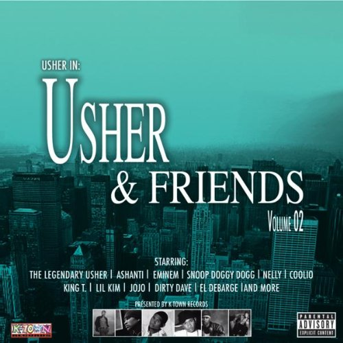 Usher - Usher & Friends - Zortam Music