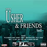 Album cover for Usher and Friends, Vol. 2