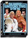 WWE Greatest Wrestling Stars of the 80s - movie DVD cover picture