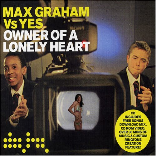 Max Graham Vs Yes - Owner Of A Lonely Heart - Zortam Music