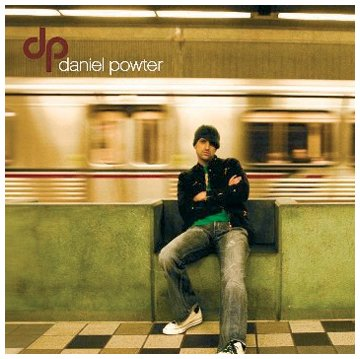 Original album cover of Daniel Powter by Daniel Powter