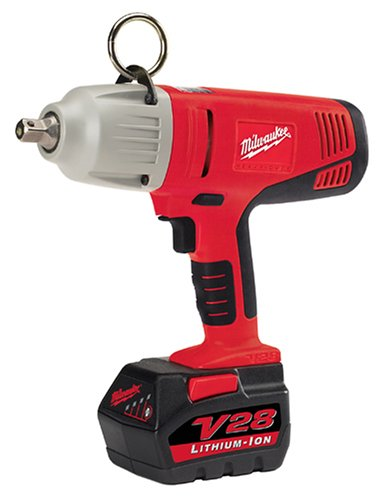 "Milwaukee 0779-22 V28 1/2"" Impact Wrench Kit."