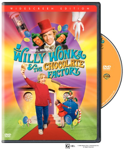 Willy Wonka & the Chocolate Factory Widescreen Special Edition