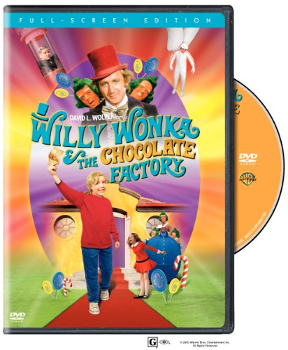 Willy Wonka & the Chocolate Factory Full Screen Special Edition