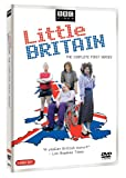 Little Britain - The Complete First Series - movie DVD cover picture