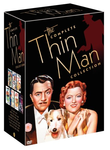 The Complete Thin Man Collection cover