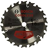 Bosch CBCL618A  6 1/2 18T General Purpose Circular Saw Blade
